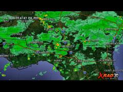 XRad3D Doppler Radar